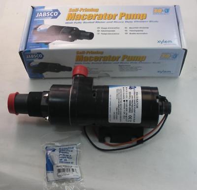 Jabsco 18590-2092 12V Macerator Pump (formerly 18590-0000 ) 3171 for sale  USA