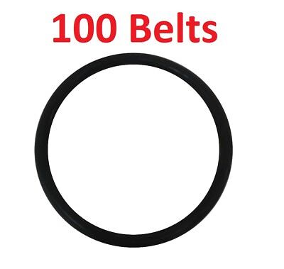 100 Round Belts RD for Eureka & Sanitaire Upright Vacuum 30563 52100 Commercial