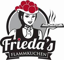 Mobile Food Business - Frieda's Flammkuchen Malvern East Stonnington Area Preview