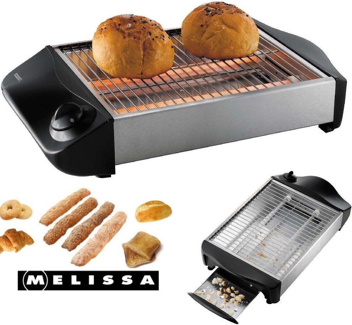 Flachbett-Toaster Flachtoaster Flachbetttoaster Tischröster Tisch-Toastautomat