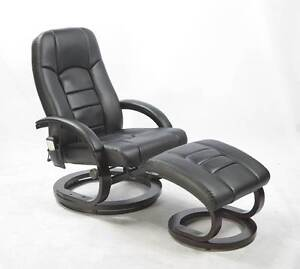 ON SALE - Leather Massage Chair Melbourne CBD Melbourne City Preview