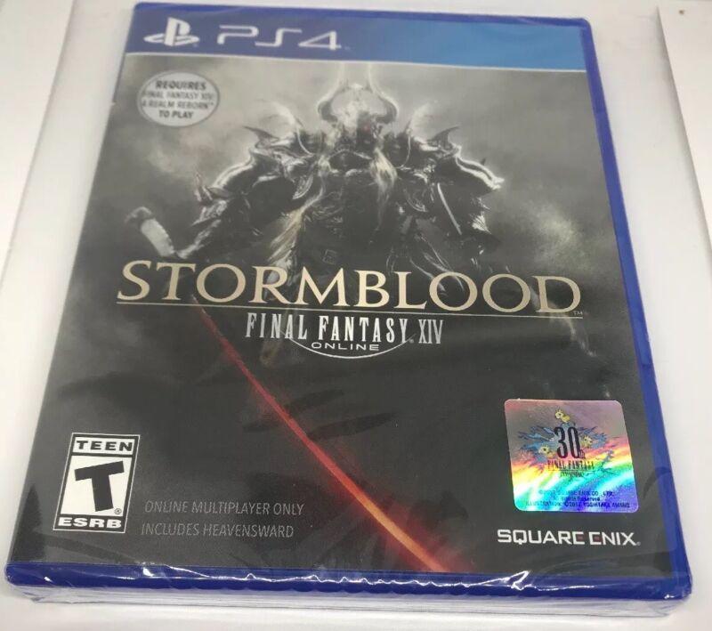 Final Fantasy XIV: Stormblood PlayStation 4 91932