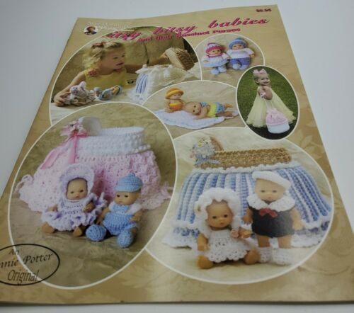 NOV20 ANNIE POTTER PRESENTS ITSY BITSY BABIES AND THEIR BASSINET PURSES, 2005 - $20.00
