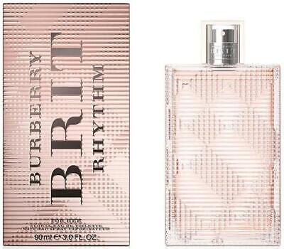 BURBERRY BRIT FLORAL by Burberry for her EDT 3.3 / 3.4 oz New in Box