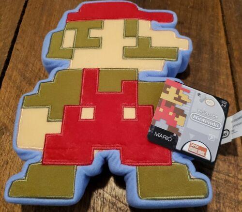World of Nintendo 8 Bit Mario Plush - Stuffed Animals & Plus