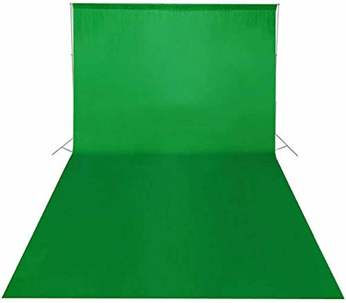Chroma Key Background Backdrop Cloth For Studio 5.2ftx10ft 1.6x3M Green Screen - $14.00