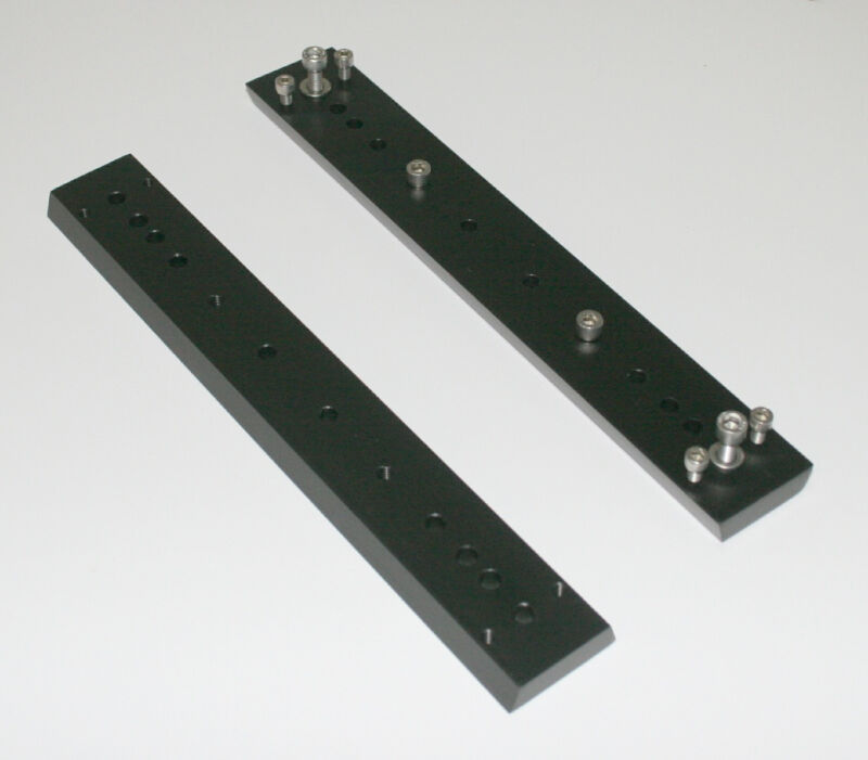 ScopeStuff #L5DB - 11 inch Dovetail Bar for Ring Mounting
