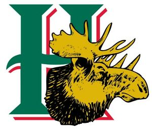 2 Mooseheads Tickets - Today Dec 15 - Lower bowl