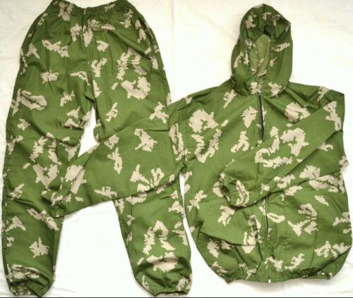 Russian Army Light summer oversuit jacket&pants BEREZKA grey KLMK Camo MVD