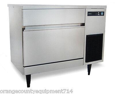 New 188 Lb Square Ice Cube Machine Storage Bin Im-200bab 5648 Commercial Nsf