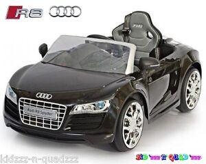 Voiture Electrique Audi R8 : audi r8 spyder 12v voiture electrique enfant 1 5 ans monoplace radiocommande ~ Dallasstarsshop.com Idées de Décoration