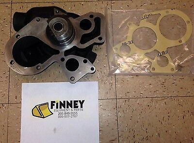 Caterpillar Cat Th62 Th63 Th82 Th83 Th215 Th210 Telehandler Water Pump 2396142