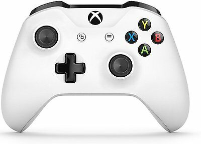 White Xbox One S Rapid Fire Modded Controller  Cod Ww2 Iw Bo3  Destiny All Games