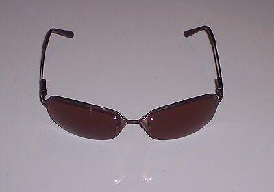 Anna Sui Women's Brown Metal Frame Sunglasses (Anna Sui Sunglasses)