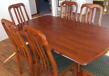 7 piece Wooden Dining Setting – good condition. Emu Vale Southern Downs Preview