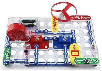 Snap Circuits Jr. Build Over 100 Exciting Projects Electronics Exploration Kit