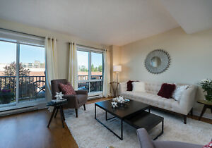 Great 2 bedroom apartment for rent in Cote St-Luc! Avail. July!