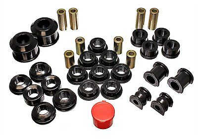 Energy Hyper Flex Master Bushing Kit 02 03 04 05 Civic Si Ep3 16 18112G Black