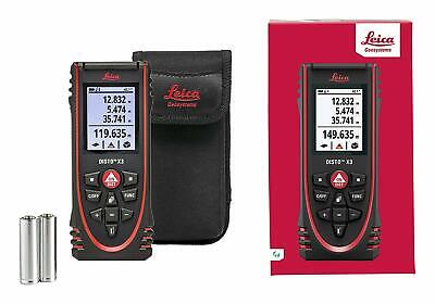 Leica Geosystems Us Tools Leiad 850834 Leica Disto X3 Laser Distance Meter