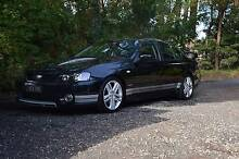 2004 Ford FPV Sedan RELUCTANT SALE Monbulk Yarra Ranges Preview