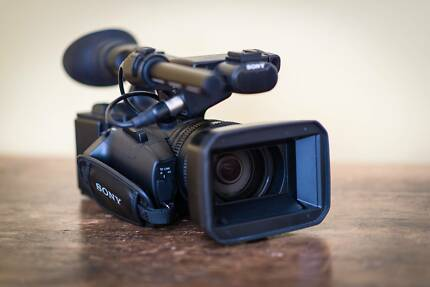 Sony NXCAM HXR-NX5P Exmor CMOS Professional Camcorder West Hobart Hobart City Preview