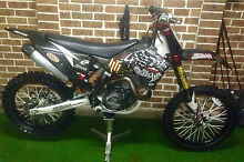 KTM 450SX-F - Price Drop!! Coogee Eastern Suburbs Preview