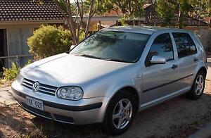 2001 Volkswagen Golf Hatchback Ngunnawal Gungahlin Area Preview