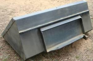 Dingo / Kanga / Mini Skid Steer Bucket 1050mm Mount Victoria Blue Mountains Preview