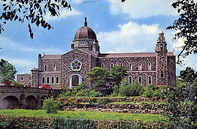 CATHEDRAL of OUR LADY ASSUMED into HEAVEN & ST NICHOLAS, GALWAY