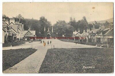Scotland Kenmore 1920 Vintage Postcard 22.11
