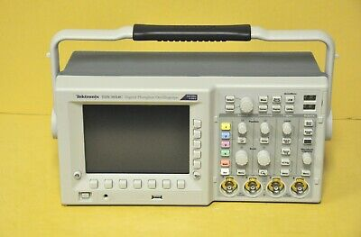 Tektronix Tds3054c 500 Mhz 4-channel 5 Gss Digital Phosphor Oscilloscope