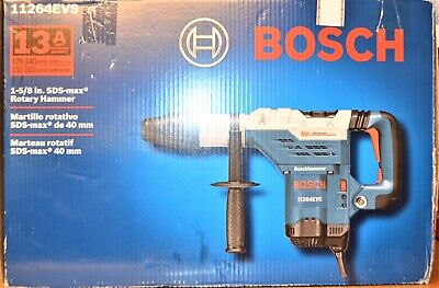 Bosch 11264evs 1-58 Sds-max Combination Rotary Hammer Drill - New