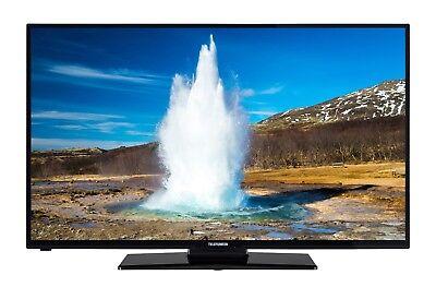 Telefunken D39F275X4CW 39 Zoll Fernseher Full HD Smart TV WLAN Triple Tuner CI+