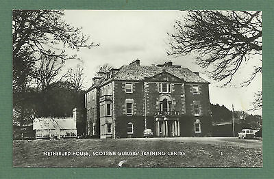 1960'S RP PC NETHERURD HOUSE, SCOTTISH GUIDERS' TRAINING CENTRE
