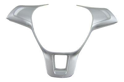 aluminio cromado Volante Cubierta Parabrisas Clip De Agarre Para Vw Golf 7 VII /
