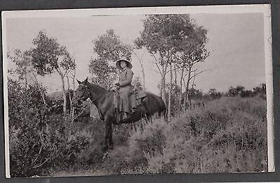 VINTAGE RPPC 1914 WILLOW SPRINGS PUEBLO COLORADO OLD PC FISHING PHOTO POSTCARD