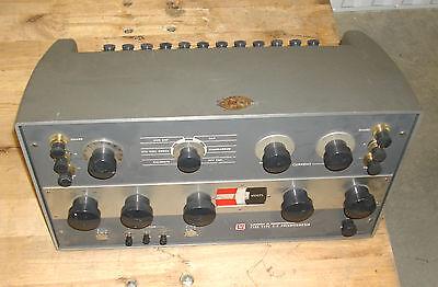 Leeds Northrup Model 7555 Type K-5 Potentiometer
