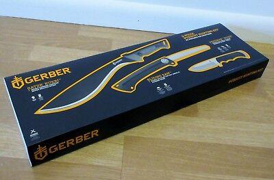 Gerber Pursuit 3-Piece Hunting Knife Set