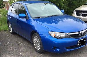2011 Subaru Impreza-Convenience Package Low Km!
