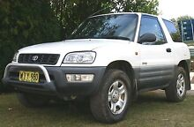 1999 Toyota RAV4 Coupe Baulkham Hills The Hills District Preview