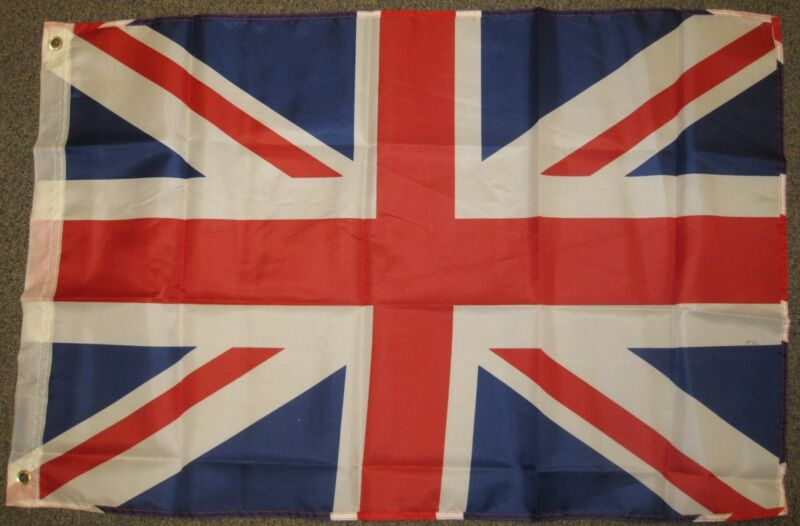 2X3 GREAT BRITAIN FLAG UNION JACK UKNEW BANNER F315