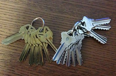 Kwikset Kw1 And Schlage Sc1 Depth Keys Code Keys
