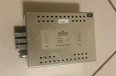 Baumuller Line Filter BFN3-1-28 250/440V 3X28A 50/60HZ Used T/O