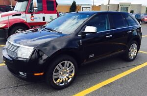 Camion lincoln mkx limited 2008
