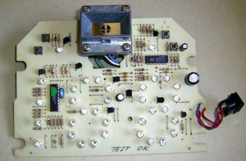 SPEEDCHEK Personal Speed Radar Board Assembly c/w X-Band Gunnplexor
