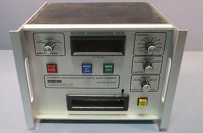 Mocon Dl200 140 029 Oxygen Transmission Rate Datalogger Used