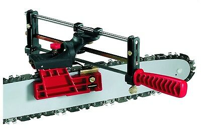 - Tecomec Super Rapid Chainsaw Sharpening File Guide Bar Mount replaces Oregon