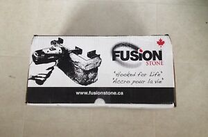 1 full box of Fusion CARBON Great Lake Stone