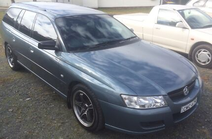 2005 Holden Commodore Wagon Walcha Walcha Area Preview