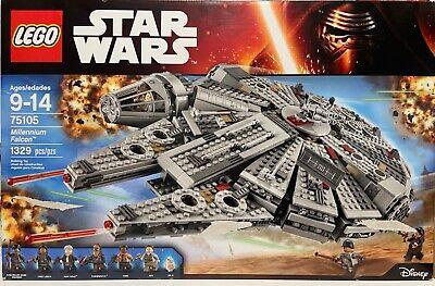 Star Wars LEGO Set 75105! Millenium Falcon! NIB! Take a look!